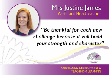 Assistant Headteacher - Mrs Justine James