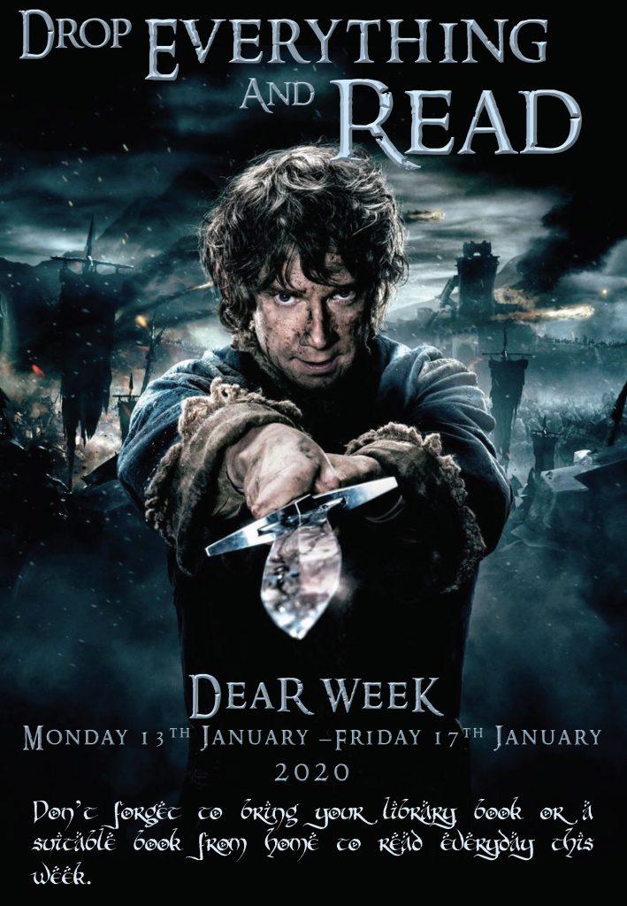 DEAR WEEK