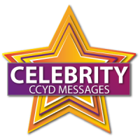 Celebrity Support Messages