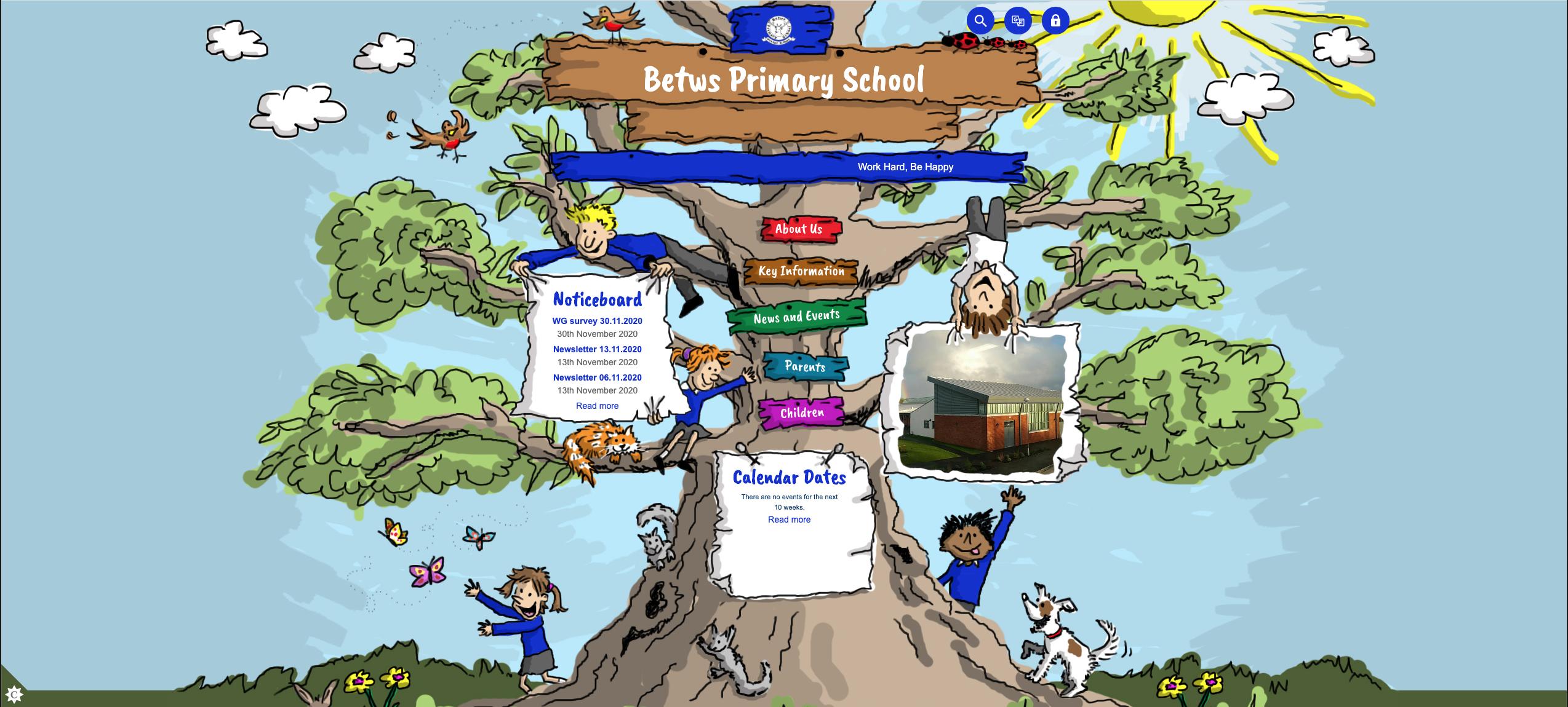 Betws Primary School