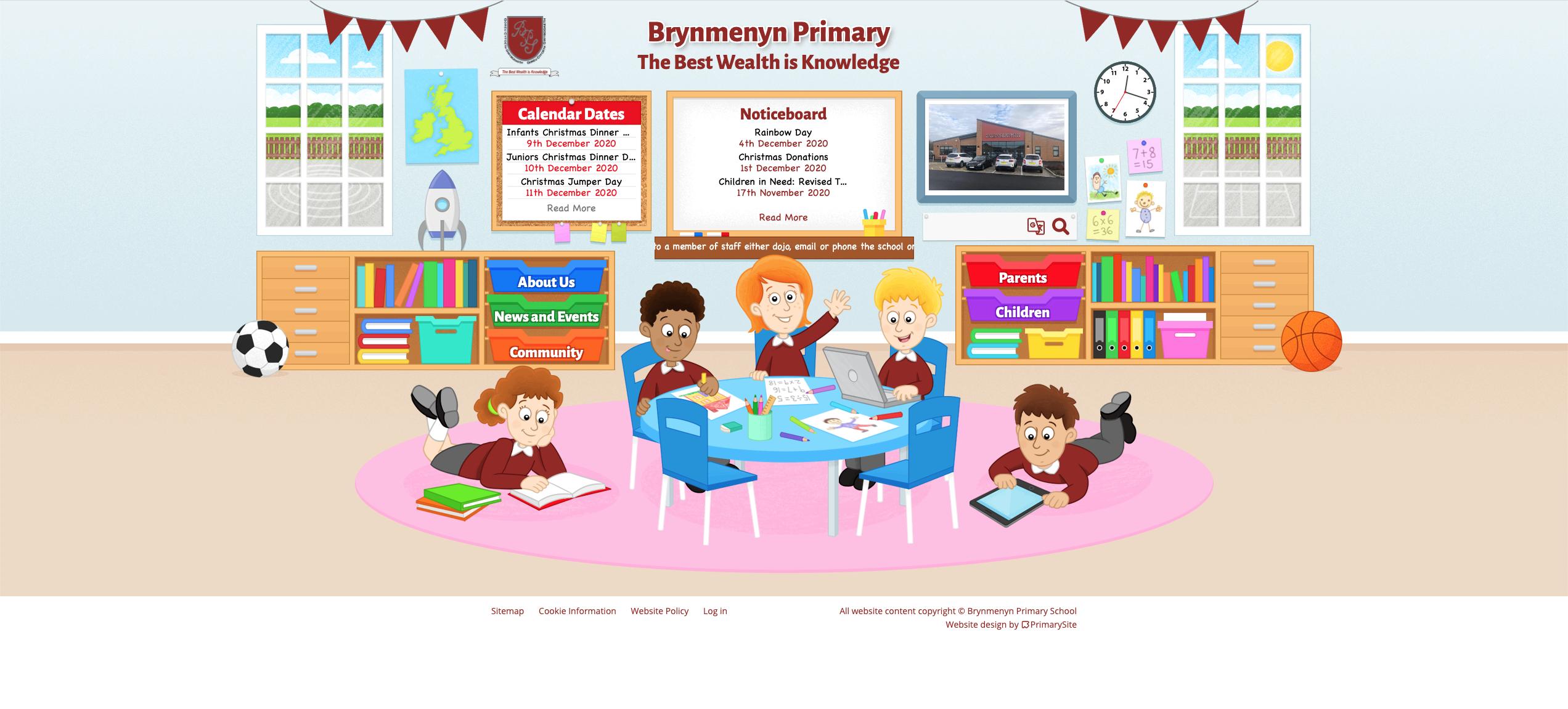 Brynmenyn Primary School